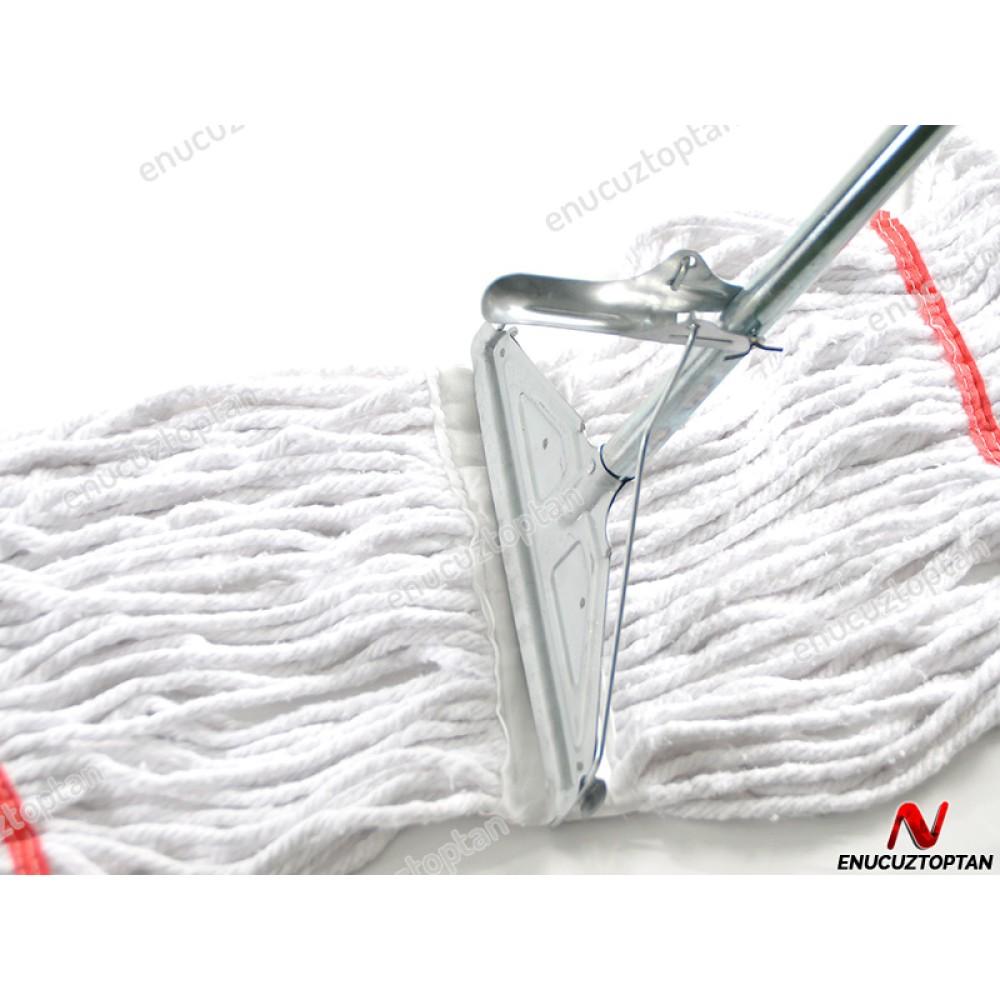 Metal Saplı Islak Mop Paspas Aparatı Geniş | ID1718