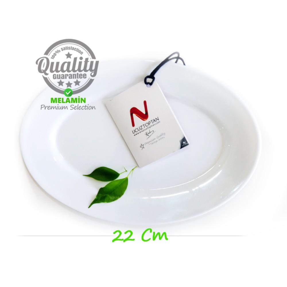 MyDaisy 255 Melamin Kayık Tabak 22cm No:1 | ID382