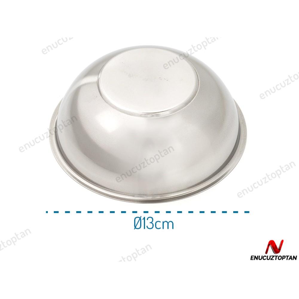 Abant 304 Çelik Kase No:2 - 13cm | ID2435