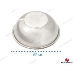 Abant 304 Çelik Kase No:3 - 14cm | ID2436