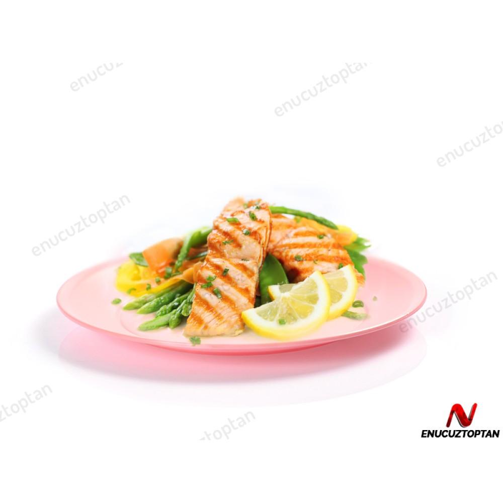 HobbyLife 03 1296 Yuvarlak Pasta Servis Tabağı | ID1885