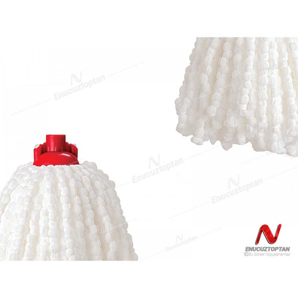 Flosoft 048 Ultra Mikrofiber Mop Paspas | ID3239