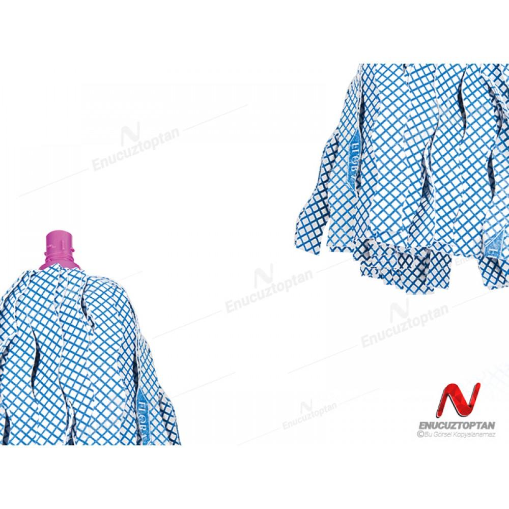 Flosoft 039 Papatya Mavi Paspas | ID3237