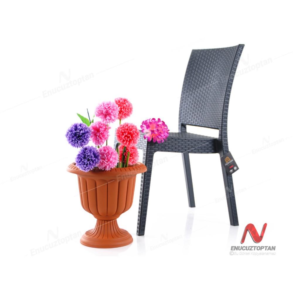 Serinova N001 Nergis Dış Mekan Saksı 9.8 Litre | ID1423