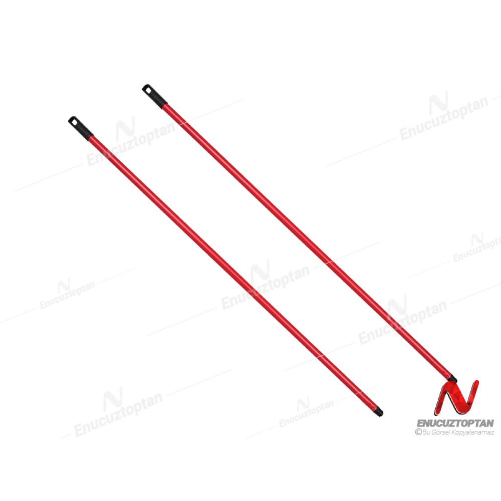 Flosoft 518 Metal Vidalı Mop Sapı 110cm | ID3570