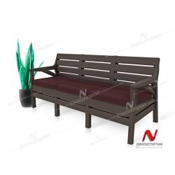 Holiday HK860 Üçlü Bahçe Oturma Koltuk  | ID4675