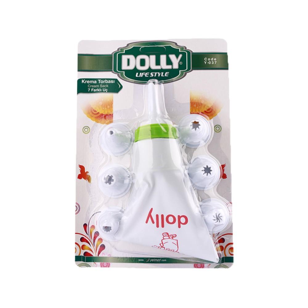 Dolly Y-254 Krema Torbası Jelatinli | ID4777