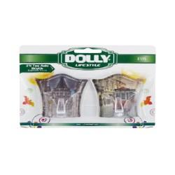 Dolly Y-172 Taç Askılık Büyük Boy 2'li   ID4828