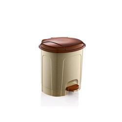 HobbyLife 01 1100 Kapaklı Pedallı Çöp Kovası 5.5 Litre | ID2740